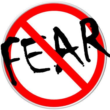 how salesman conquers his fears and becomes fully