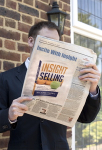 Insight Selling Incite NewsPaper