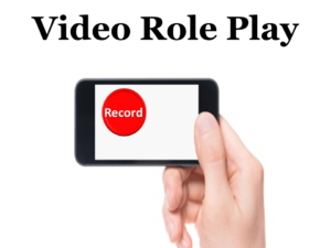 Video Role Play-Blog